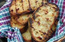 bbq garlic_bread