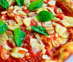 Authentic Italian Pizza Crust Recipe