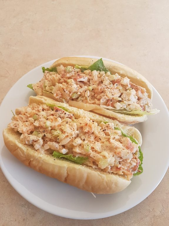 Lobster Roll Recipe